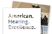 American Hearing Excellence Book
