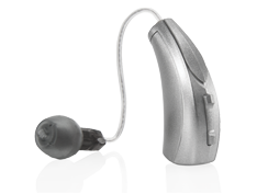 Made For iPhone Receiver-in-Canal Hearing Aid
